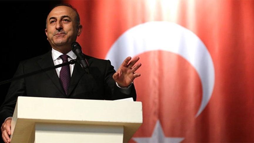 Çavuşoğlu'dan AB ve Yunanistan'a sert tepki!