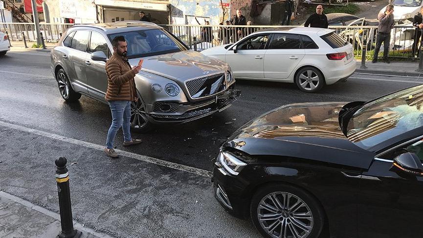 İstanbul'da bir garip olay... Kaza sonrası büyük şaşkınlık yaşadılar
