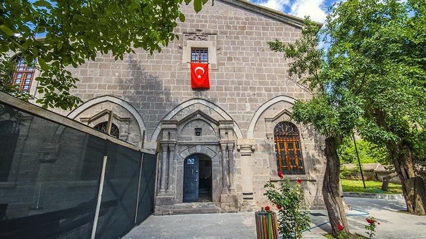 Kapadokya'nın 17 asırlık 'Kilise Cami'