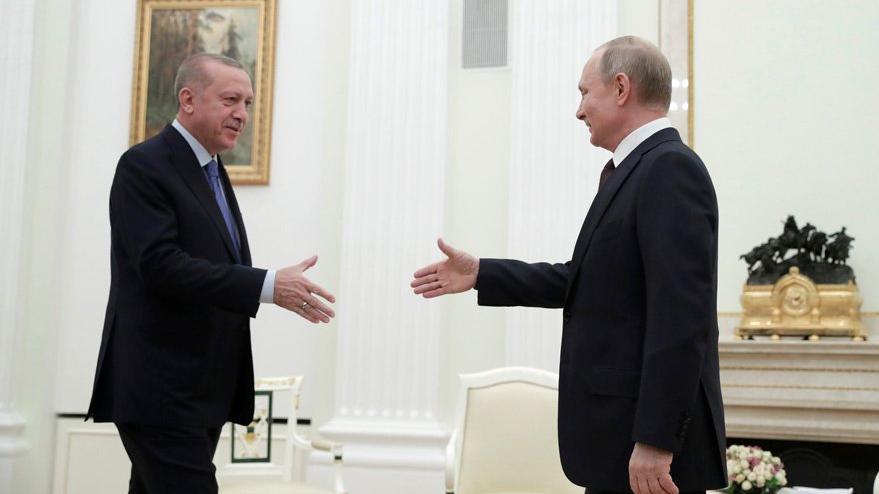 Son dakika… Dünyanın gözü Moskova'da: İkili görüşme sona erdi