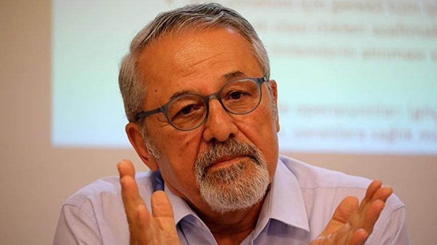 Prof. Naci Görür'den dikkat çeken deprem uyarısı