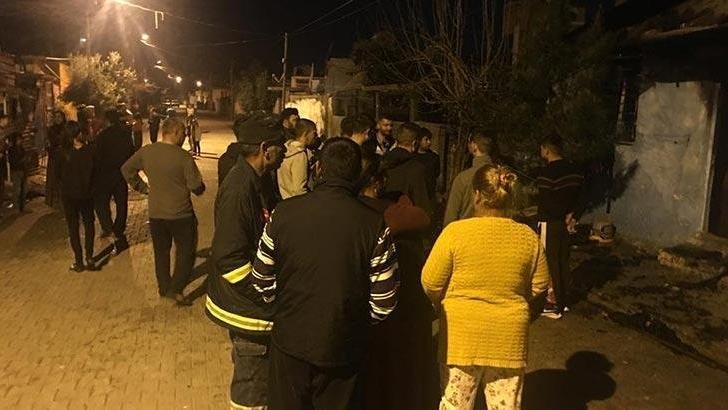 Adana'da yangın! 4 yaşındaki Sümbül hayatını kaybetti