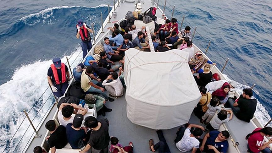 Göçmen geçişlerinde önemli gelişme! Denizden geçişler yasaklandı