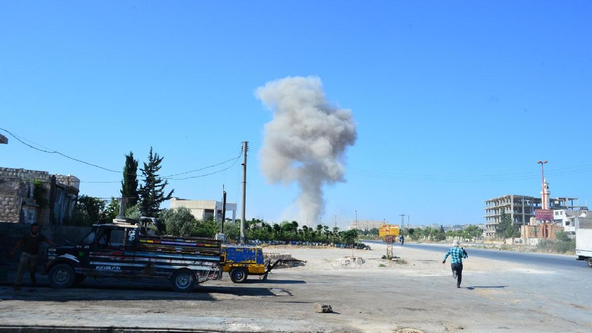 İdlib'de ateşkesten sonra çatışma: En az 15 ölü