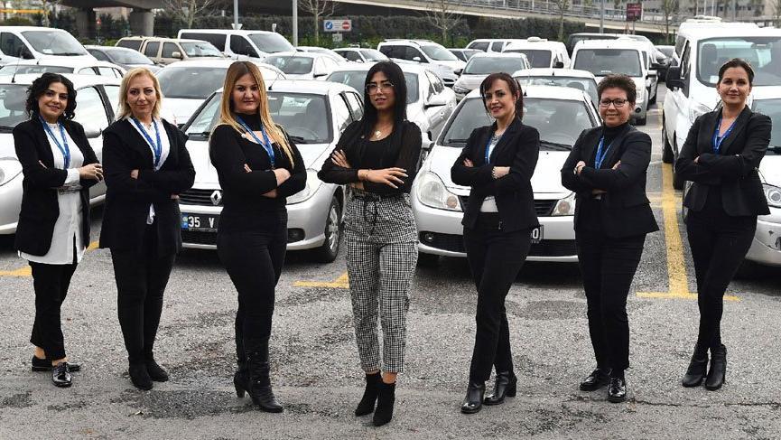 İzmir Büyükşehir Belediyesi kadın şoför sayısını artırıyor!
