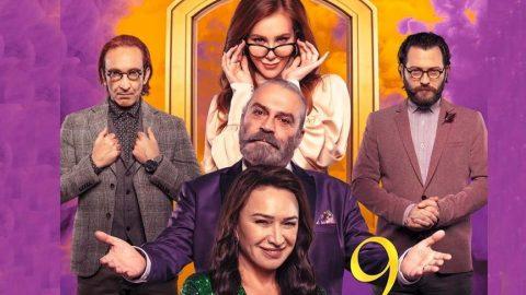 9 Kere Leyla'nın afişi yayınlandı