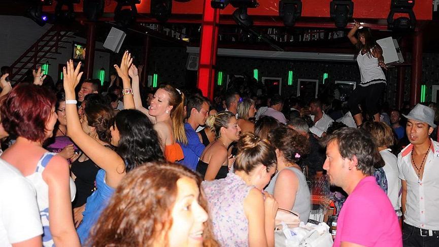 Bodrum'un bar ve disko bölgeleri belirlendi