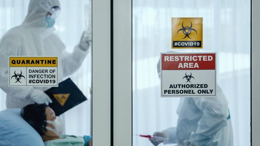 New York'ta Corona virüsü nedeniyle 'acil durum' ilan edildi!
