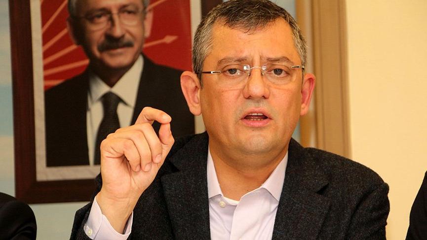CHP'li Özel, Özkoç konusunda AKP'yi uyardı: Sakın denemeyin diyoruz
