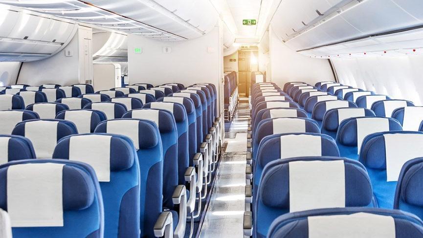 Hava yolu şirketleri boş uçaklarla uçuyor!