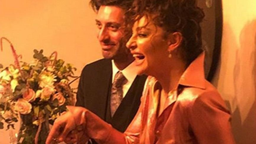 Didem Balçın nişanlandı
