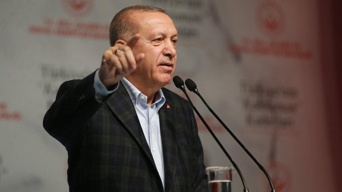 Erdoğan'dan Yunanistan'a çağrı: Sen de kapılarını aç...