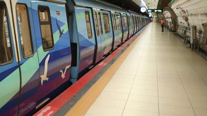 Son dakika... İstanbul'da metro seferleri durduruldu