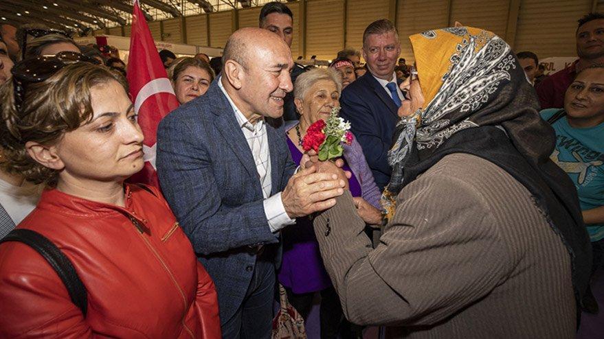 Tunç Soyer: İzmir kadının yanında olmaya devam edecek!
