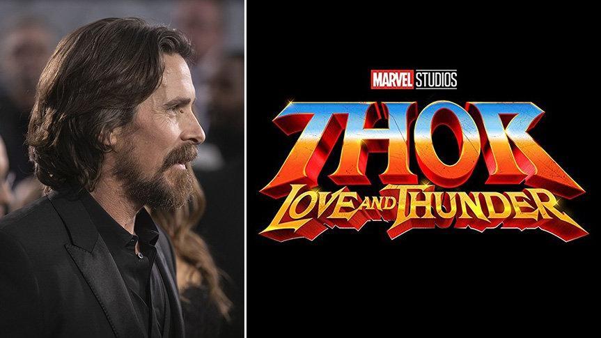 Yeni Thor filminin kötü adamı Christian Bale olacak