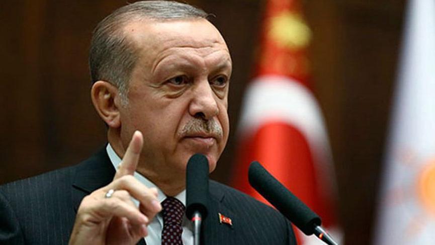 Cumhurbaşkanı Erdoğan'dan Corona virüsü uyarısı!