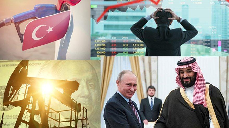 İşte dünyayı etkileyen petrol krizinde bugün yaşananlar