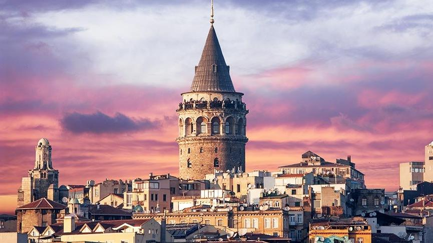Galata Kulesi'nin bilinmeyen iki küçük kardeşi