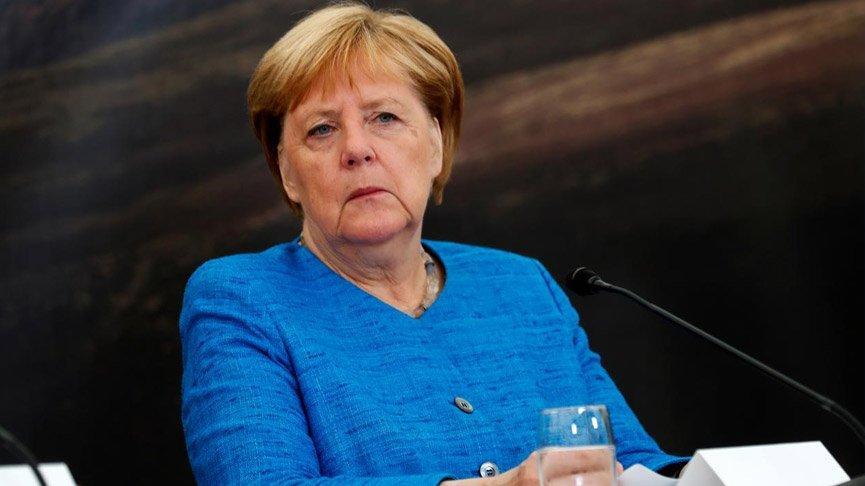 Merkel'den şok açıklama: Nüfusun çoğuna virüs bulaşacak - Son dakika dünya haberleri