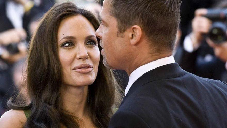Angelina Jolie ve Brad Pitt, kızları için bir araya geldi