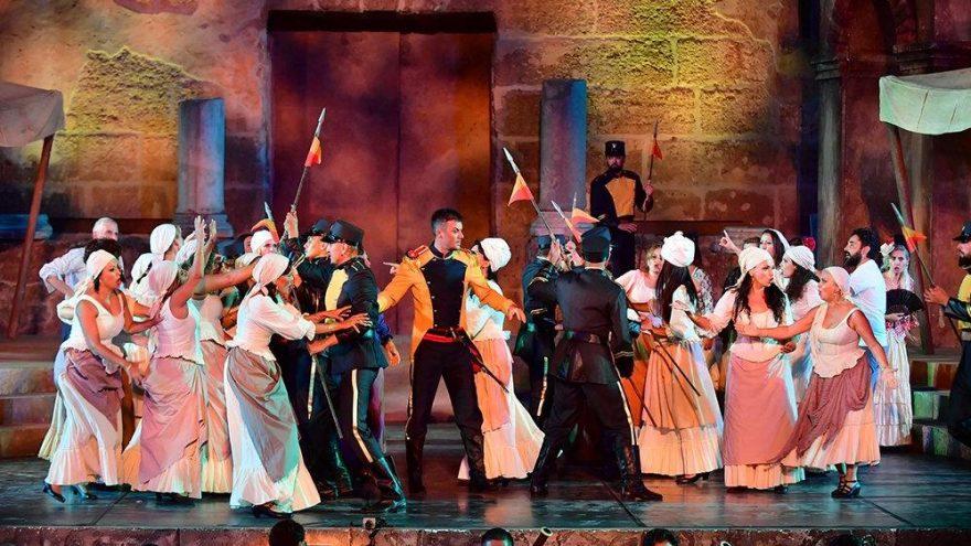 Carmen Operası için geri sayım başladı