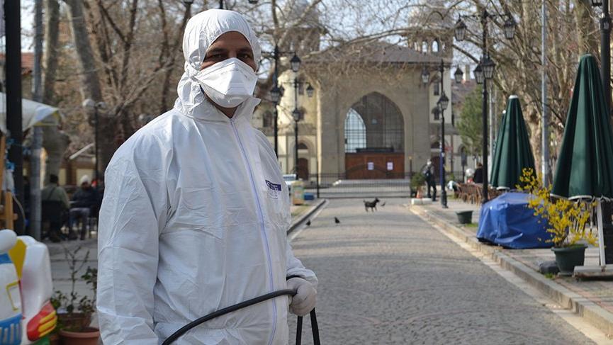 Edirne'de Corona virüsü önlemi: Festival ertelendi