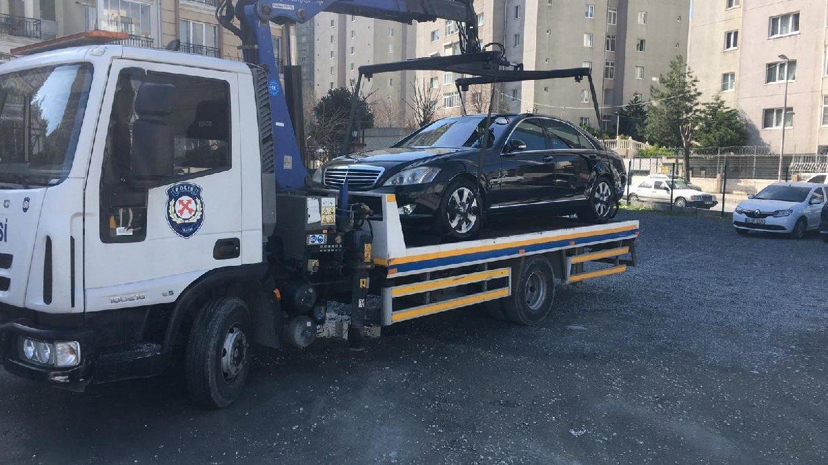 AKP'li başkanın bıraktığı borç yüzünden makam aracına haciz geldi