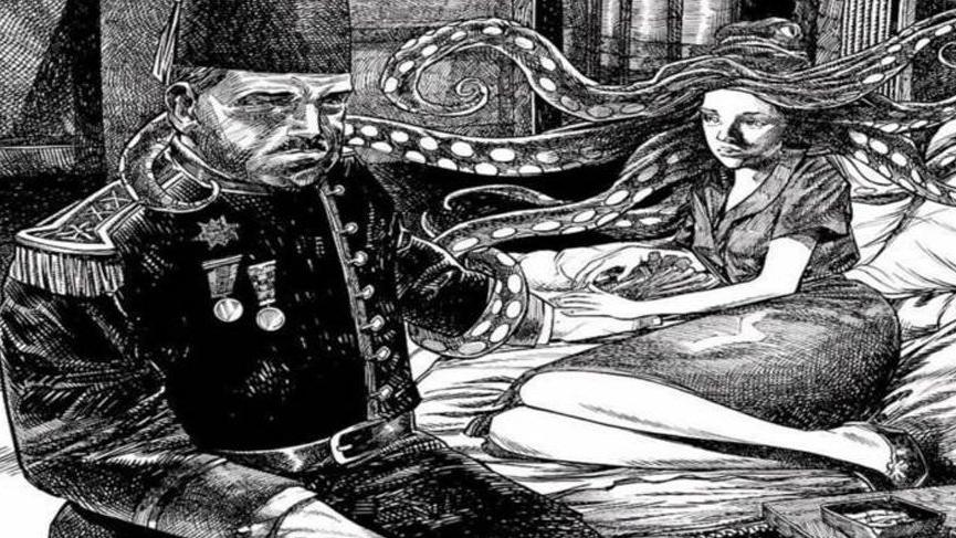 """M.K. Perker'in Türkiye'deki ilk kişisel sergisi: """"Gece Vardiyası"""""""