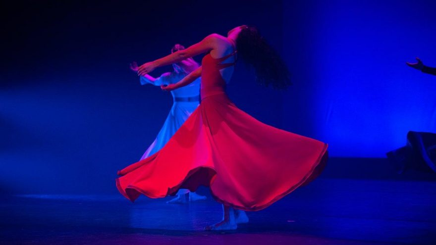Mercan Selçuk Dans Topluluğu CKM'de