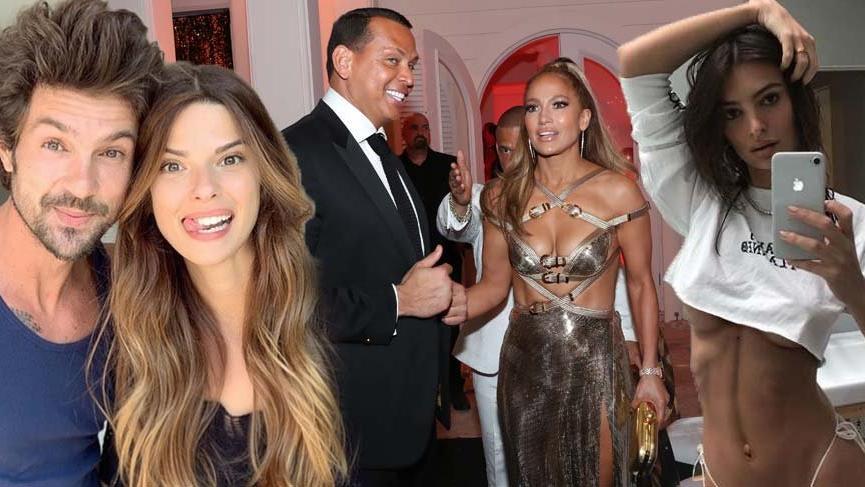 Tik Tok'un yeni akımında Larissa ve Burak Gacamer çifti, Jennifer Lopez ve Arod çiftini geçti