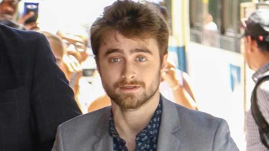 Harry Potter yıldızı Daniel Radcliffe'in corona virüse yakalandığı iddia edildi