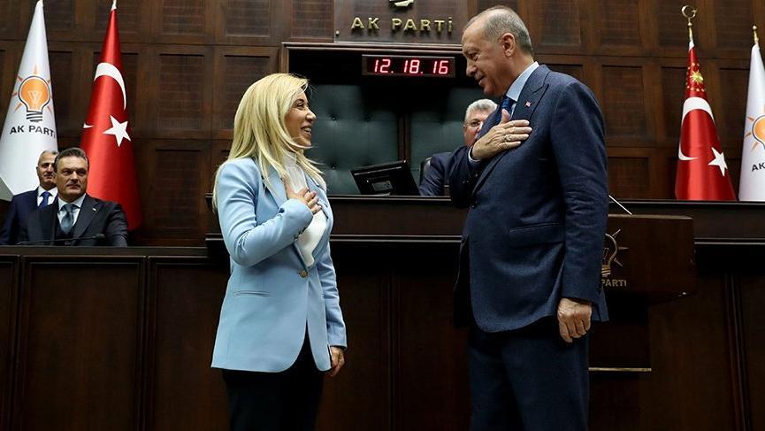 İYİ Parti'den istifa eden Antalya Milletvekili Tuba Vural Çokal, AKP'ye katıldı