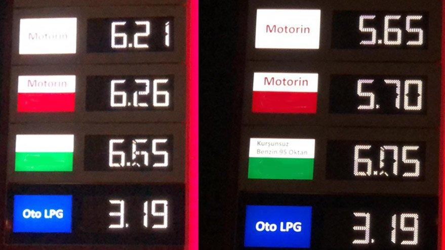 Halkta ucuz benzin sevinci
