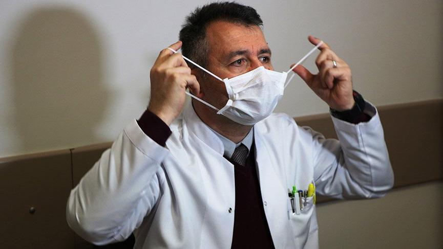 Koronavirüs için maske takanlara uyarı: 'Yanlış kullanıyorlar'