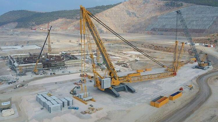 Akkuyu Nükleer Güç Santrali'ne durdurma davası