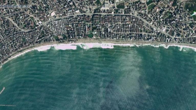 Alanya'da 180 dönümlük sahil erozyonla yok oldu