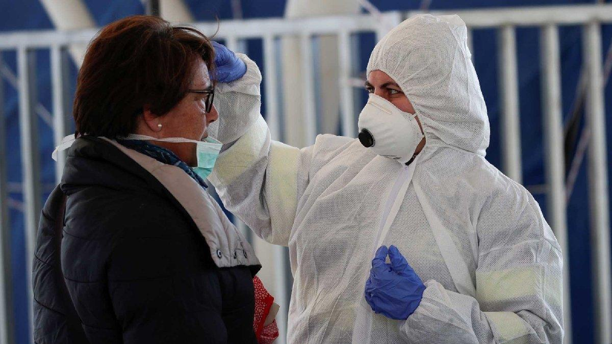 İşte corona virüsü testlerinin yapıldığı laboratuvar - Güncel haberler