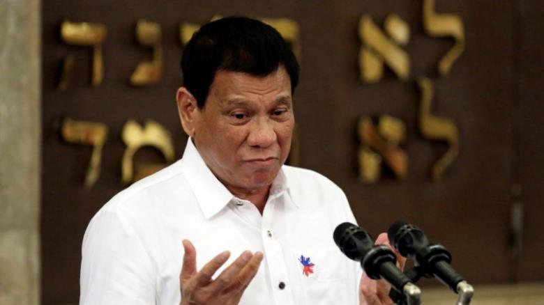 Filipinler Devlet Başkanı Duterte'ye corona karantinası