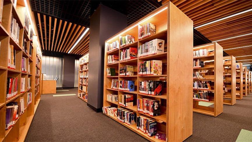 İBB'ye ait 21 kütüphane Corona virüsü nedeniyle kapatıldı