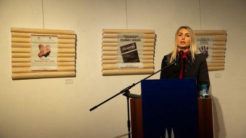 Dilek İmamoğlu: Biz çağdaş güçlü Türk kadınlarıyız!