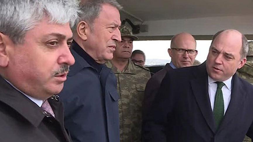 Bakan Akar: İdlib'de göçün durduğuna dair çok güzel emareler var!