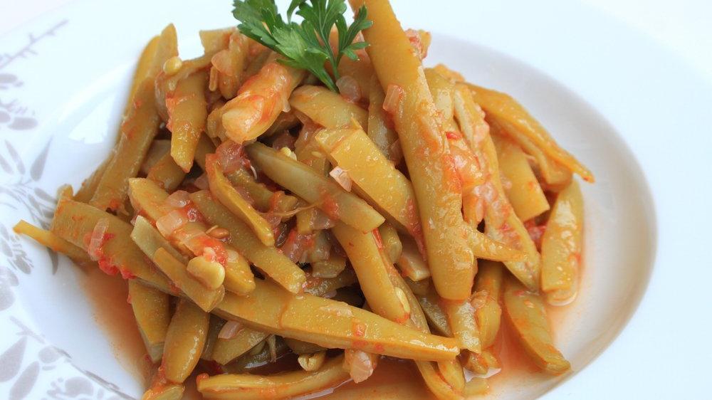 Taze fasulye kaç kalori? Yeşil fasulyenin besin değerleri ve kalorisi…