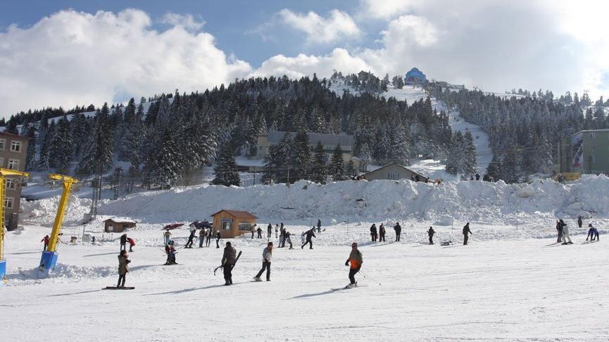Corona virüsü Uludağ kış turizmini vurdu!
