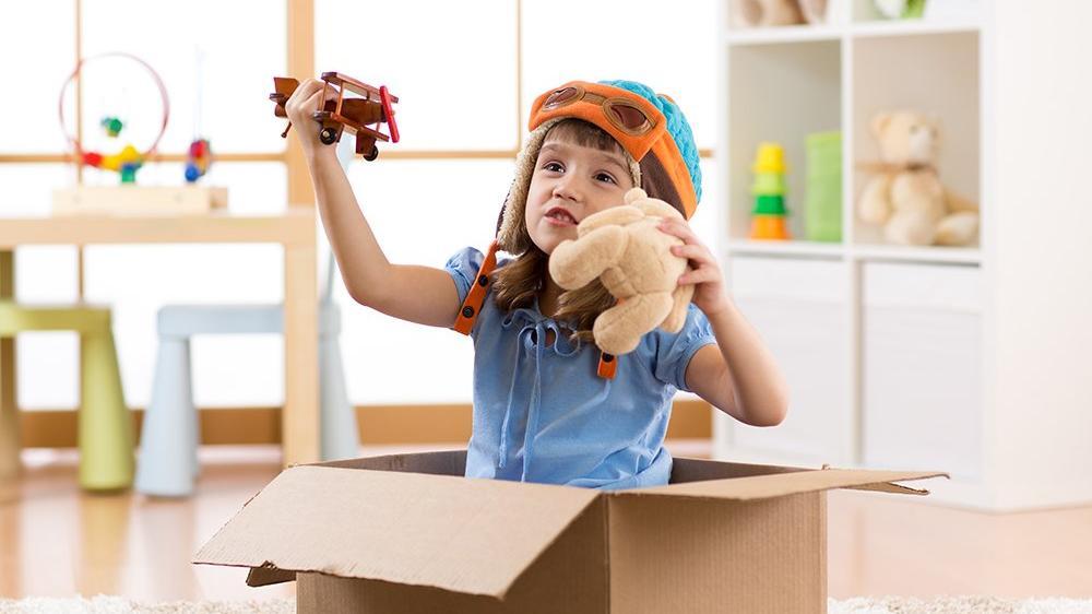 Okullar tatil edilmişken, çocuklar ile evde oynanacak oyunlar