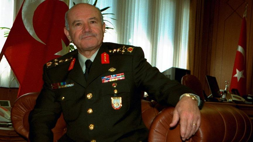 Eski Kara Kuvvetleri Komutanı Aytaç Yalman hayatını kaybetti!