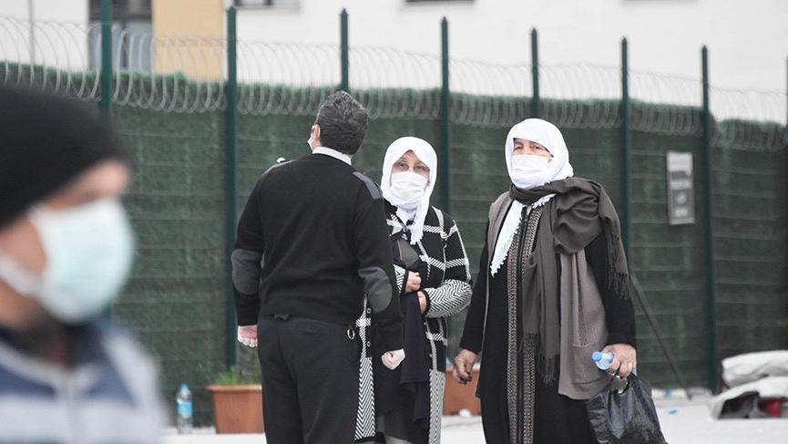 Konya'da hastaneden kaçtığı iddia edilen ailenin corona testi negatif çıktı