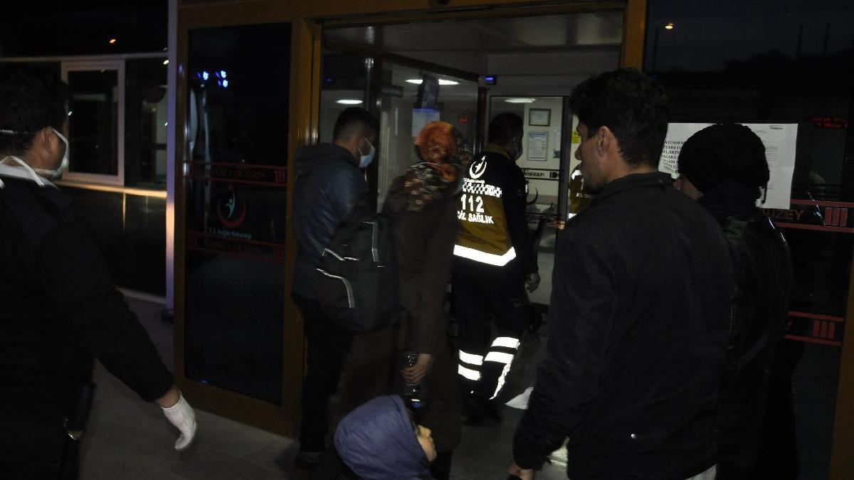 Karantinadan firar... Polis yakalayıp geri getirdi
