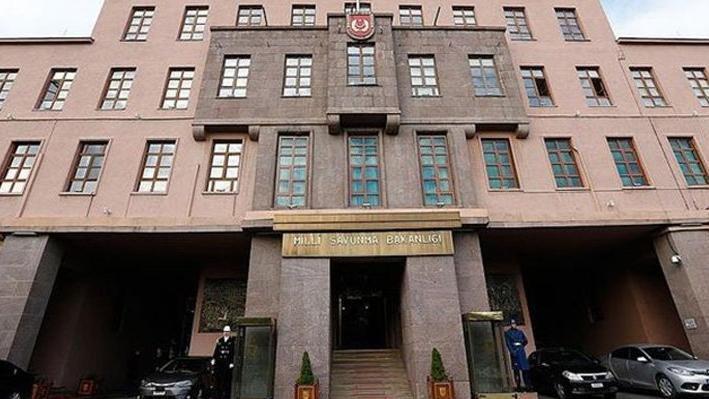 MSB açıkladı! 11 PKK'lı terörist etkisiz hale getirildi