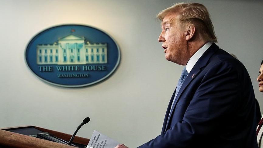 Son dakika... Trump'tan kritik Corona açıklaması!