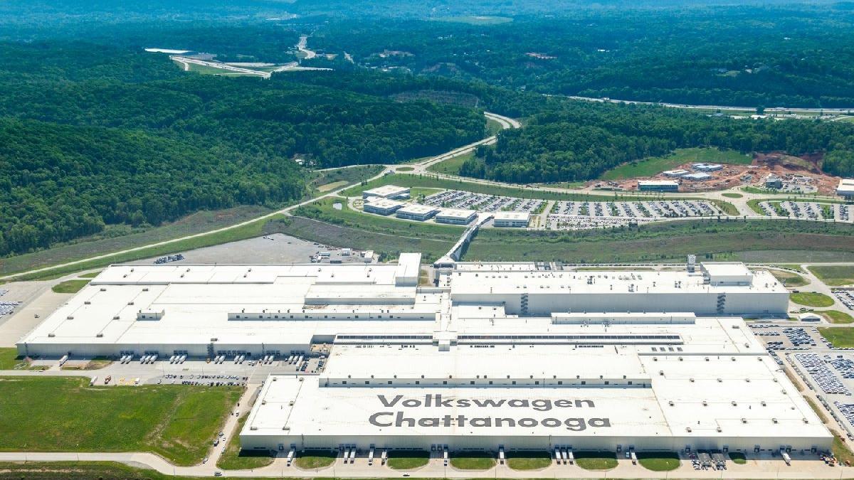 Volkswagen'den üretime 1 gün ara!